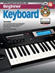 Progressive Beginner Keyboard Bk&CD&DVD