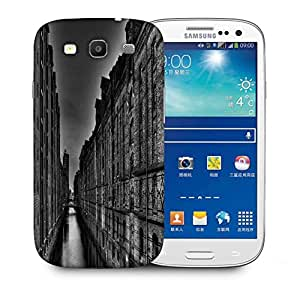 Snoogg Dark City Designer Protective Phone Back Case Cover For Samsung Galaxy S3