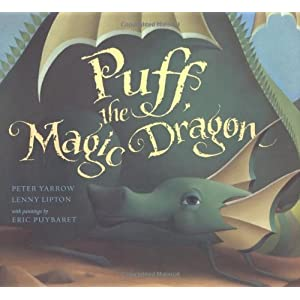 By Peter Yarrow, Lenny Lipton: Puff, the Magic Dragon. Peter Yarrow, Lenny Lipton (Book & CD) Third (3rd) Edition