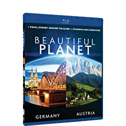 Beautiful Planet - Germany & Austria - Blu-ray