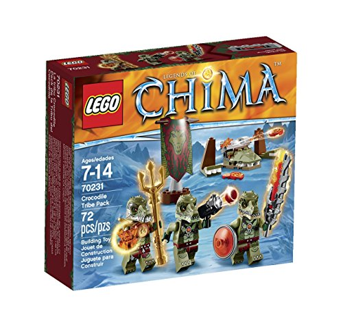 LEGO Chima Crocodile Tribe Pack - 1