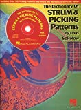 DICTIONARY OF STRUM AND      PICKING PATTERNS FOR GUITAR  BK/CD