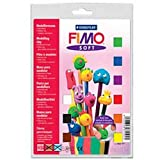 Fimo Soft 9 Half Blocks Modelling Clay Starter Pack from Staedtler
