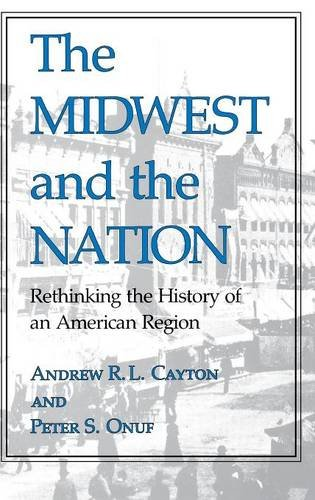 the american midwest essays on regional history Susan gray's research interests are focused on the great lakes basin and more generally a co-edited volume, the american midwest: essays on regional history.