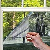 BooTool(TM) Gila PRS361 Daytime Privacy Window Film, 36-Inch x 15-Feet, Mirror