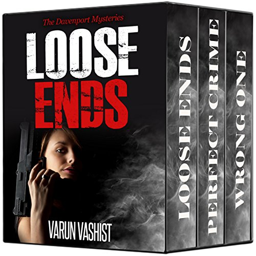 Davenport Mysteries Box Set by V S Vashist ebook deal