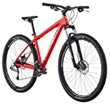 Diamondback 2013 Overdrive 29'er Mountain Bike with 29-Inch Wheels  (Red, 20-Inch/Large)