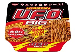 Nissin Yakisoba U.F.O. Big 168g ~ 12 pieces