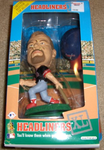 Mark McGwire MLB Headliners XL Figure Limited Edition - 1