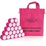 Sleep-In Rollers Pink Original Box Set