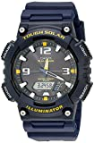 Casio Men's AQ-S810W-2AVCF Sport Solar-Powered Blue Watch