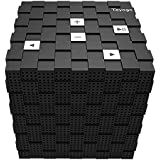 Tayogo Magic Cube Bluetooth Wireless Speaker for Iphones, Ipads, Android Cell Phones, Touch Screen Tablets, Macbooks, Laptop Computers, Mp3 Players,3.5mm Audio Cable for Other Devices