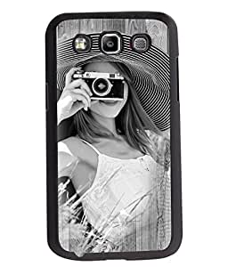Fuson 2D Printed Girly Designer back case cover for Samsung Galaxy Quattro / Win - D4448