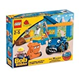 LEGO Duplo Bob the Builder - Scrambler and Dizzy at Bob's Workshop