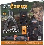 Bear Grylls Folding Sheath Knife & Multi-Tool Gerber Survival Gear