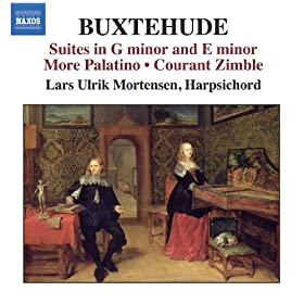 Buxtehude: Harpsichord Music, Vol. 2