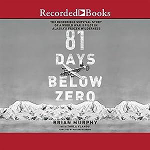 81 Days Below Zero Audiobook