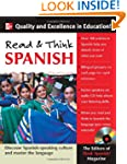 Read and Think Spanish (Book +1 Audio...