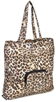 Anne Klein Women's 98/AKANIMBAG Earth Friendly Leopard Print Tote Bag from Anne Klein