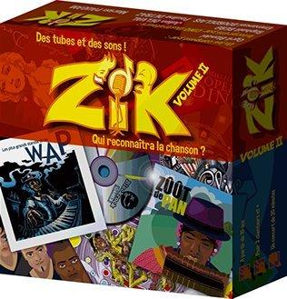 Blackrock Games - Zik - Volume II - Qui reconnaîtra la chanson