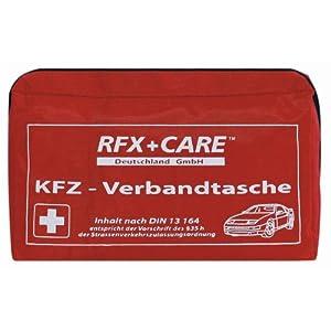 rfx care kfz verbandstasche rot din 13164 wie auto verbandskasten genjikkirek1234. Black Bedroom Furniture Sets. Home Design Ideas
