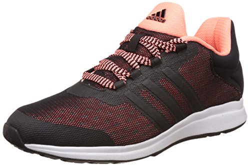 new styles 89a29 23a3c Adidas Womens Adiphaser W Cblack and Sunglo Running Shoes Buy Adidas  Womens Adiphaser W Cblack and