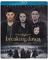 Breaking Dawn - Parte 2 - The Twilight Saga (Limited Metal Box)