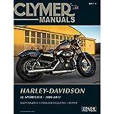 Harley-Davidson Xl883 Xl1200 Sportster 2004-2013 (Clymer Manuals: Motorcycle Repair) by Clymer Staff, Penton (2013) Paperback