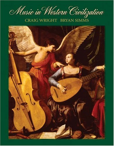 Music in Western Civilization (Available Titles Cengagenow)