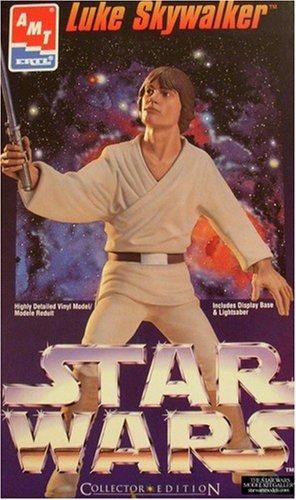 Star Wars: Luke Skywalker Vinyl Model (1995)
