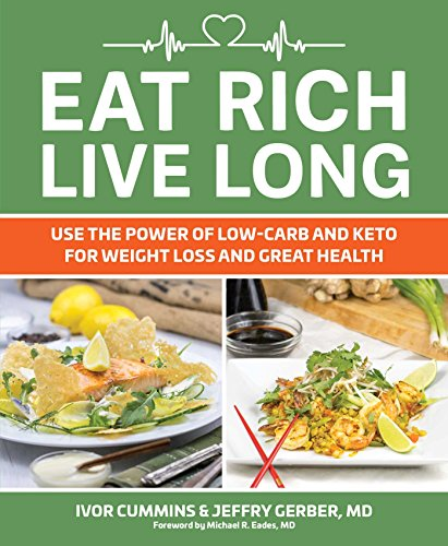 Image for Eat Rich, Live Long: Mastering the Low-Carb & Keto Spectrum for Weight Loss and Longevity