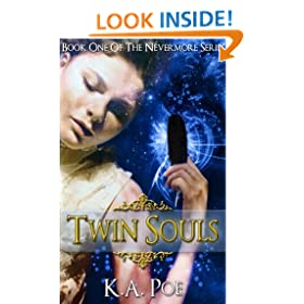 Twin Souls (Nevermore, Book 1) - A Vampire Hunter Novel