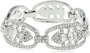 """Carolee Ornate Link Bracelet, 7.5"""" from Carolee"""