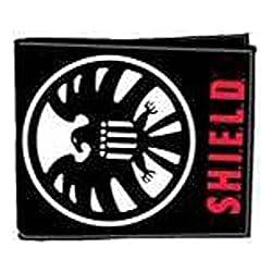 Marvel Agents of SHIELD Billfold Wallet