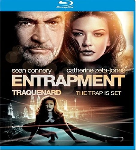 Cover art for  Entrapment [Blu-ray]