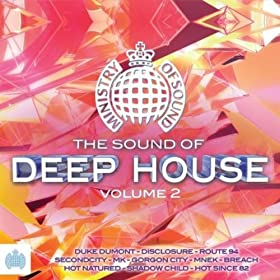 The Sound of Deep House 2 - Ministry of Sound