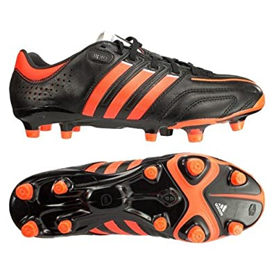 newest 75213 1f52d adidas adiPure 11Pro TRX FG (Black White Infrared) on PopScreen