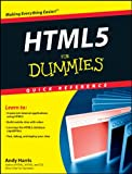 img - for HTML5 For Dummies Quick Reference book / textbook / text book
