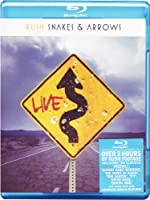 Snakes And Arrows Live [Blu-ray] [Import anglais]