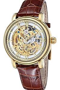 Thomas Earnshaw Reloj Analógico Longcase Marrón