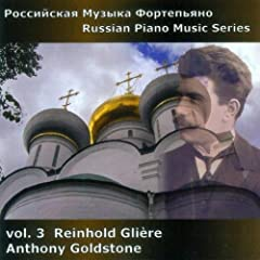 Russian Piano Music Series Volume 3