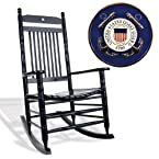 US Coast Guard Rocking Chair