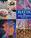 img - for Batik for Artists book / textbook / text book
