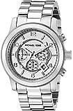 Michael Kors Watches Oversized Silver Runway Watch