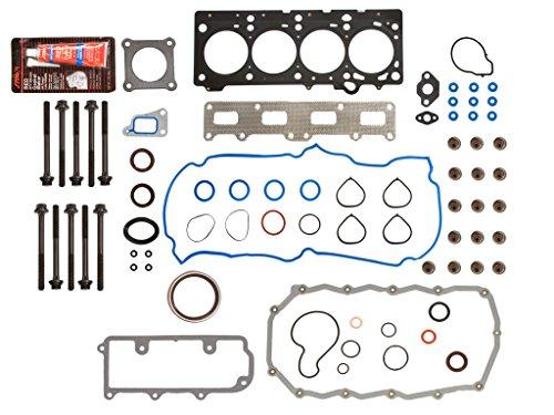 Fit 01-04 Ford Mustang 3.8 V6 VIN 4 Full Gasket Set Bolts Kit engine cylinder