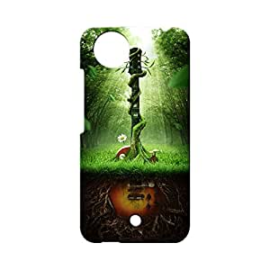 G-STAR Designer Printed Back case cover for Micromax A1 (AQ4502) - G7583