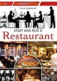 img - for Start and run a Restaurant: 2nd edition (How to Books: Small Business Start-Ups) by Godsmark, Carol (2010) Paperback book / textbook / text book
