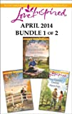 img - for Love Inspired April 2014 - Bundle 1 of 2: The Shepherd's Bride\Rescued by the Firefighter\Pine Country Cowboy book / textbook / text book