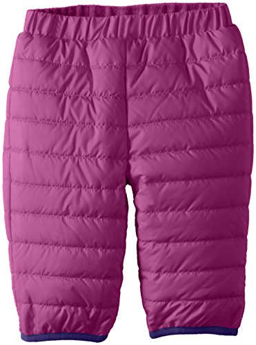 Columbia Baby-Girls Infant Double Trouble Pant, Groovy Pink, 18-24 Months