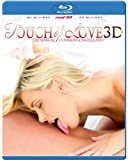 Touch of Love 3D - THE SENSUAL CUNNILINGUS & FELLATIO REGION FREE (Blu-ray 3D/2D)